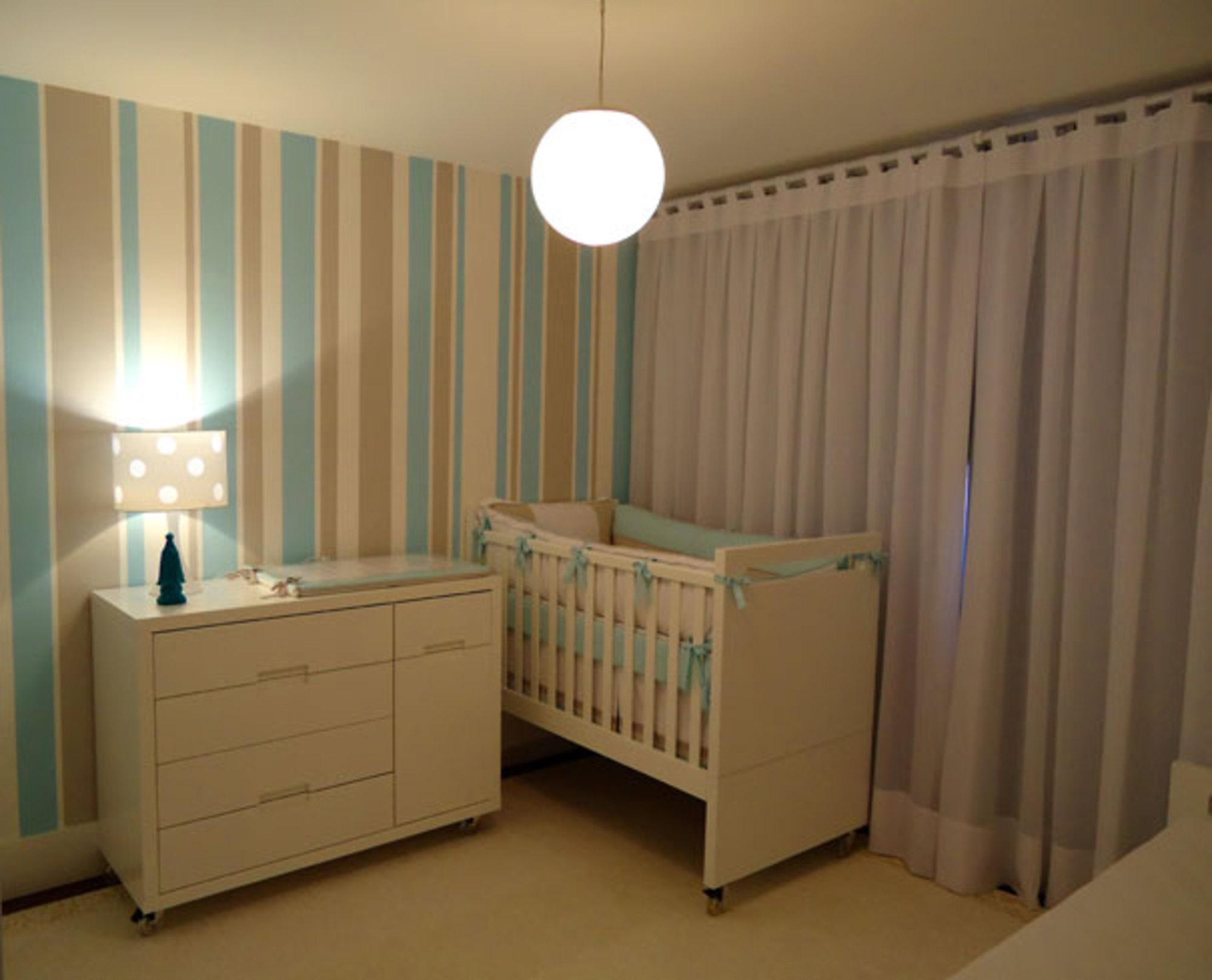 Decoração Quarto Bebê Casa De Valentina