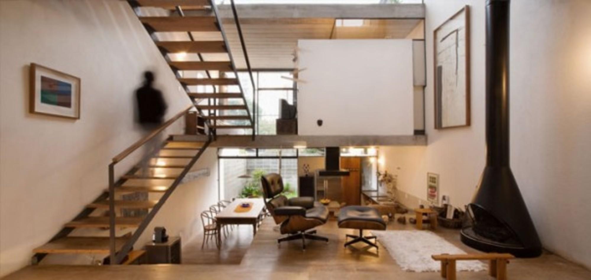 loft triplex casa casa de valentina. Black Bedroom Furniture Sets. Home Design Ideas