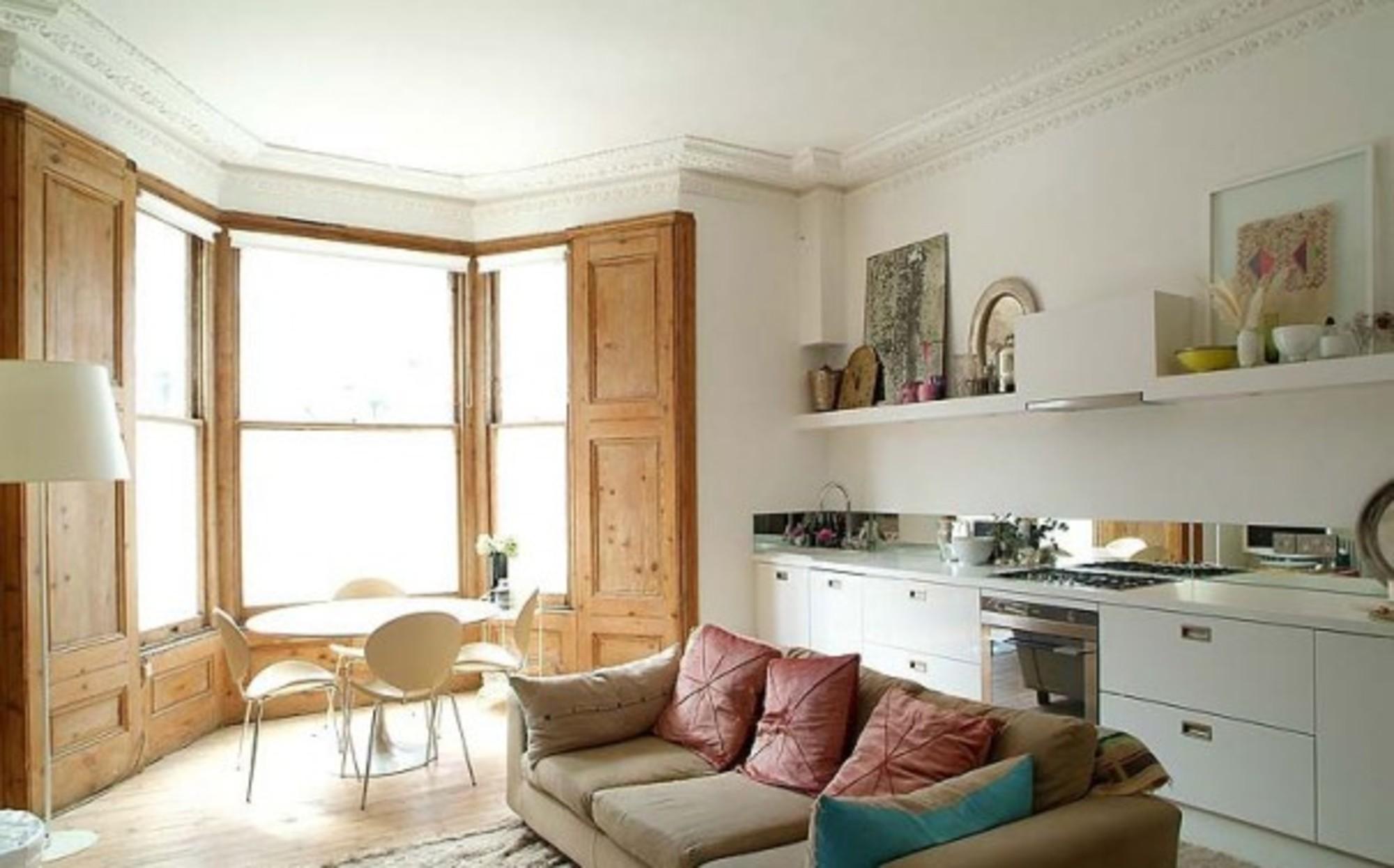 Decora o apartamento pequeno casa de valentina for Sala de estar victoriana