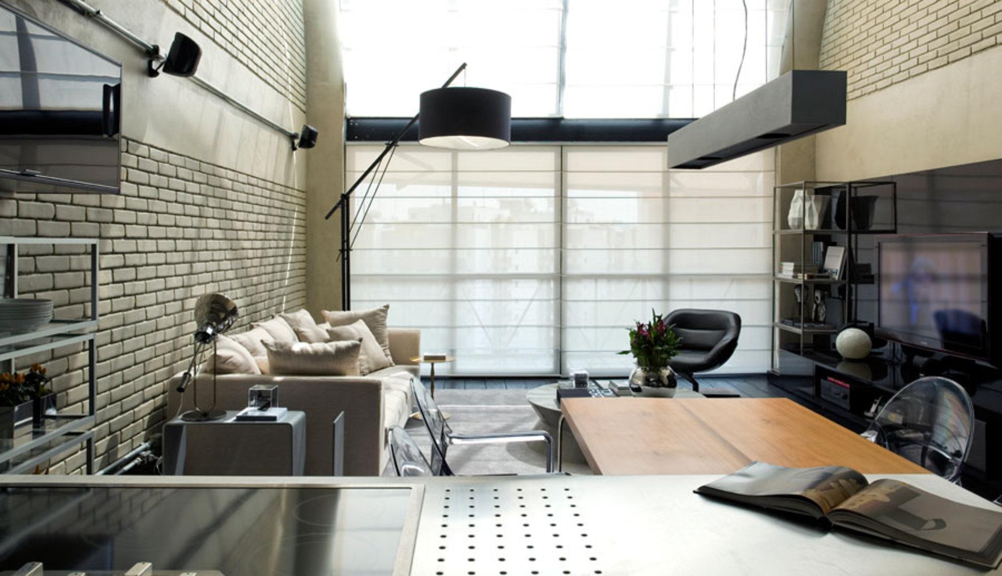 Loft contempor neo e masculino casa de valentina for Interior design moderno e contemporaneo