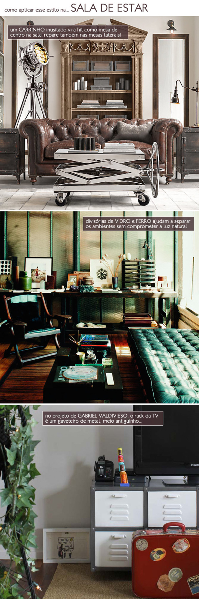 Estilo industrial casa de valentina for Casas de estilo industrial