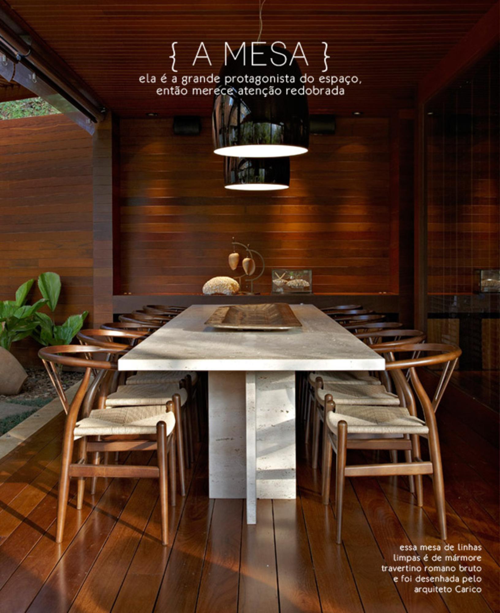 A Sala De Jantar Perfeita Casa De Valentina -> Sala De Jantar Pequena Com Mesa De Marmore