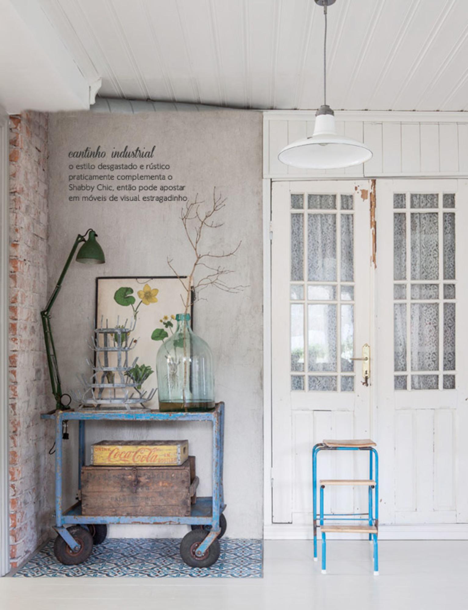 Cozinha shabby chic casa de valentina - Casas shabby chic ...