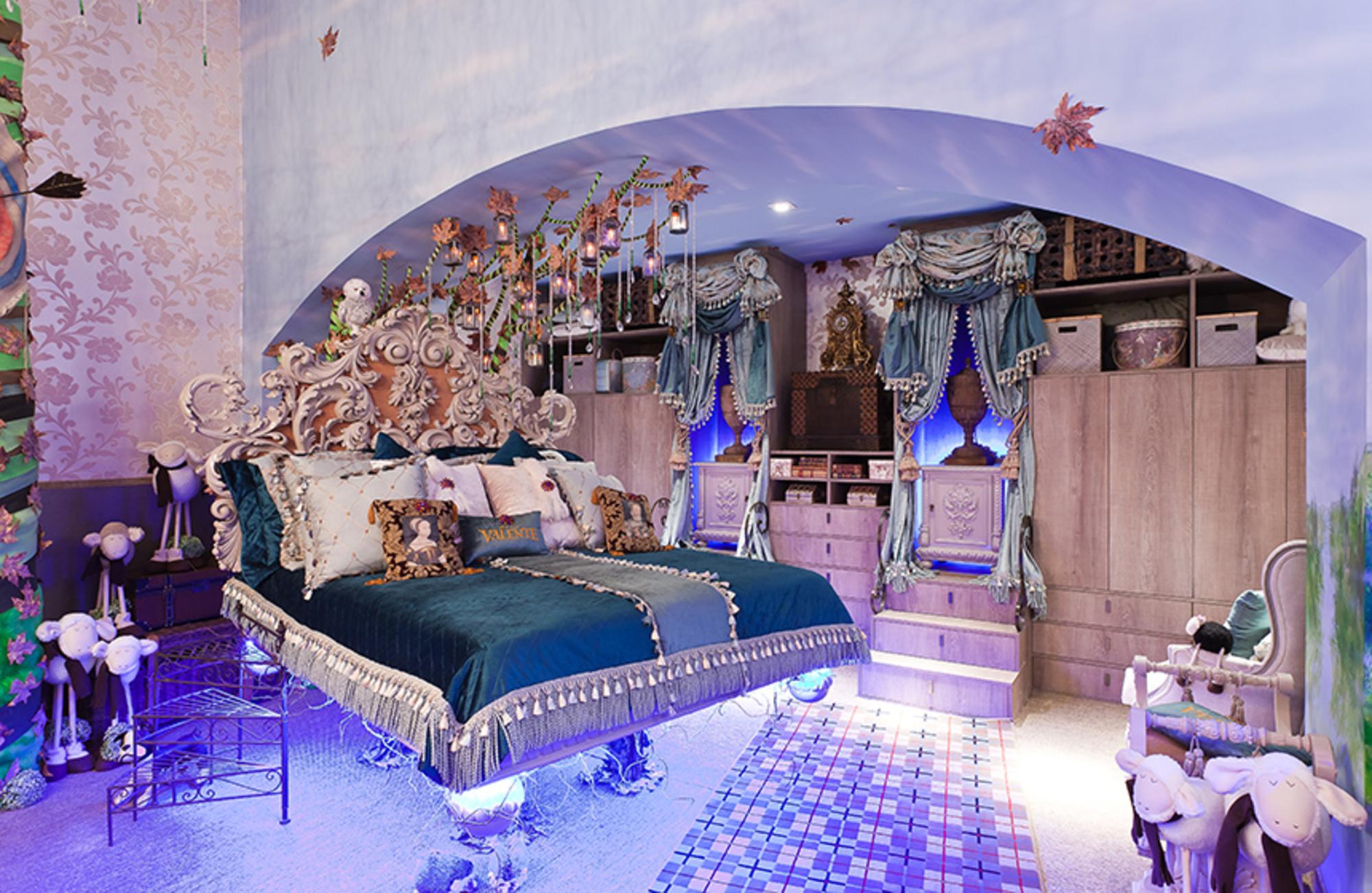 Quarto De Princesa Casa De Valentina ~ Decoração Quarto Infantil Princesas
