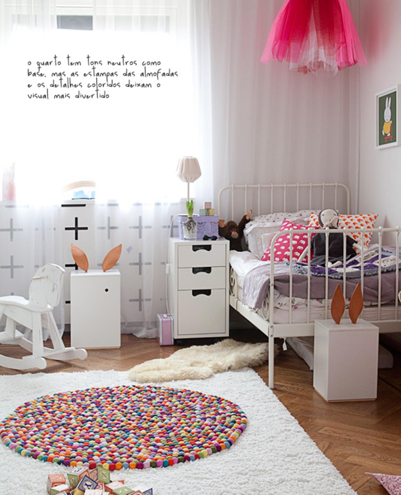 Quartos De Menina Casa De Valentina ~ Decoração De Quarto Criativa E Decoração Quarto De Bebe