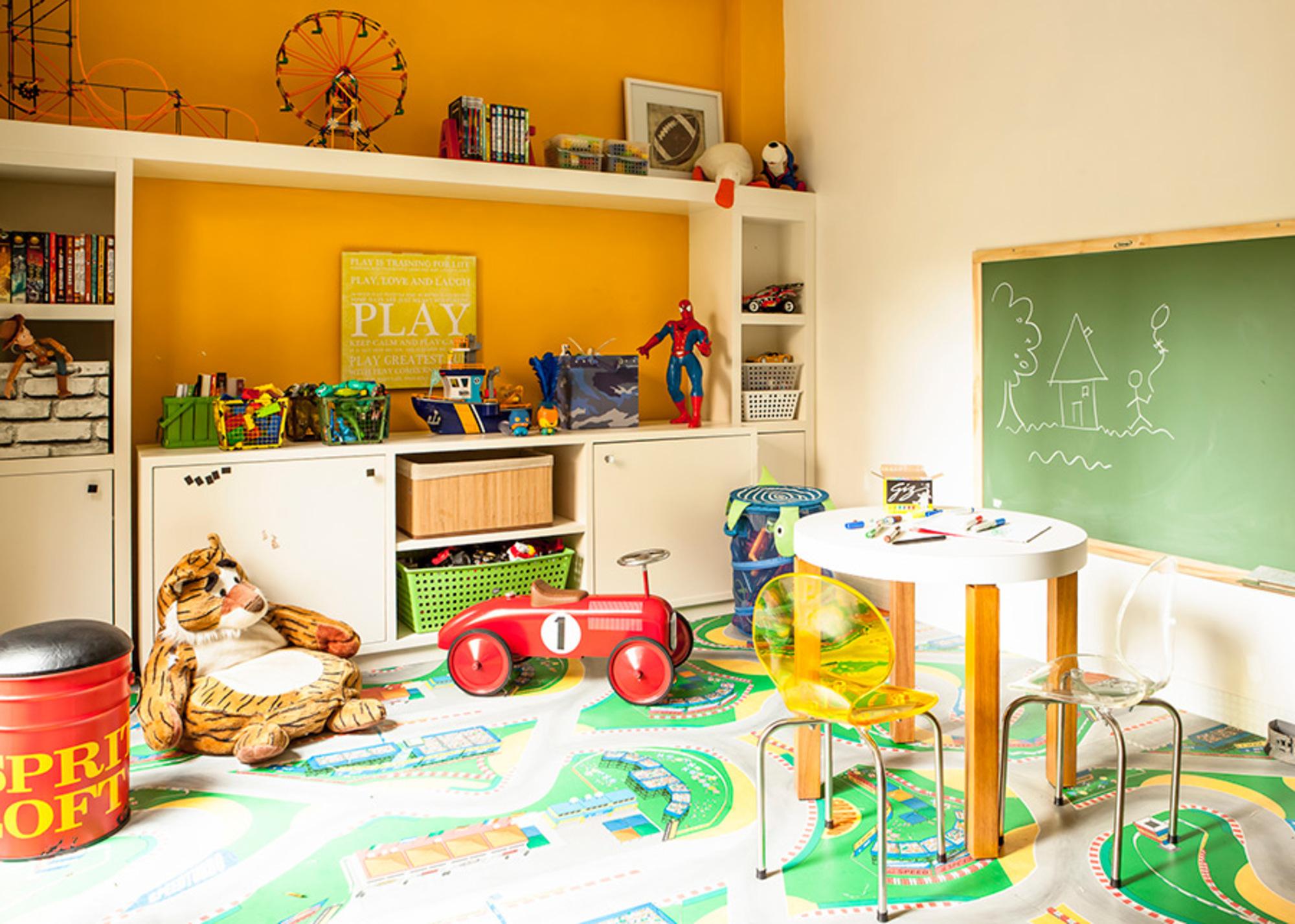 Brinquedotecas e espa os infantis casa de valentina for Sala de estar infantil