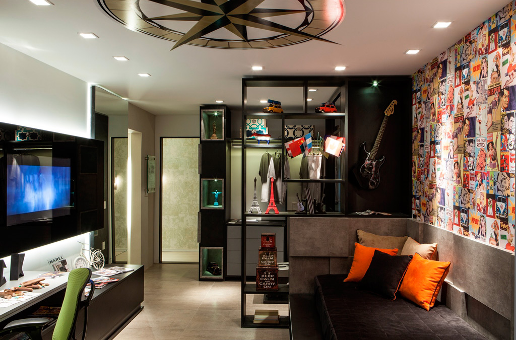 Todo adolescente quer um quarto novo casa de valentina - Dormitorio masculino ...