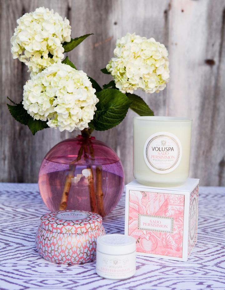 Casa de Valentina; decoração; perfume; velas; Voluspa