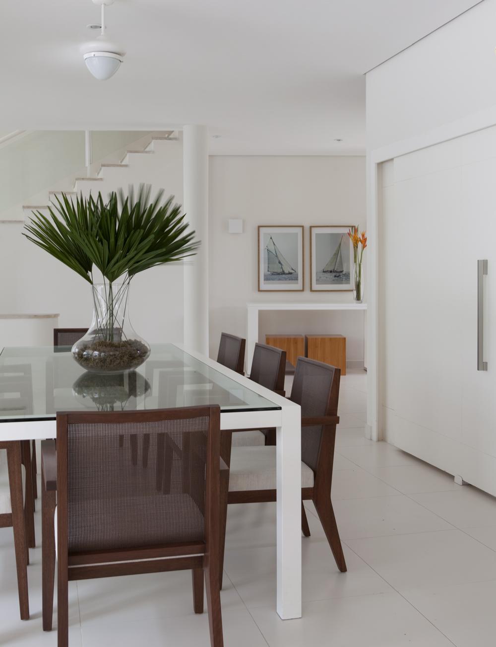Decoração de: Sala de jantar - mesa de jantar