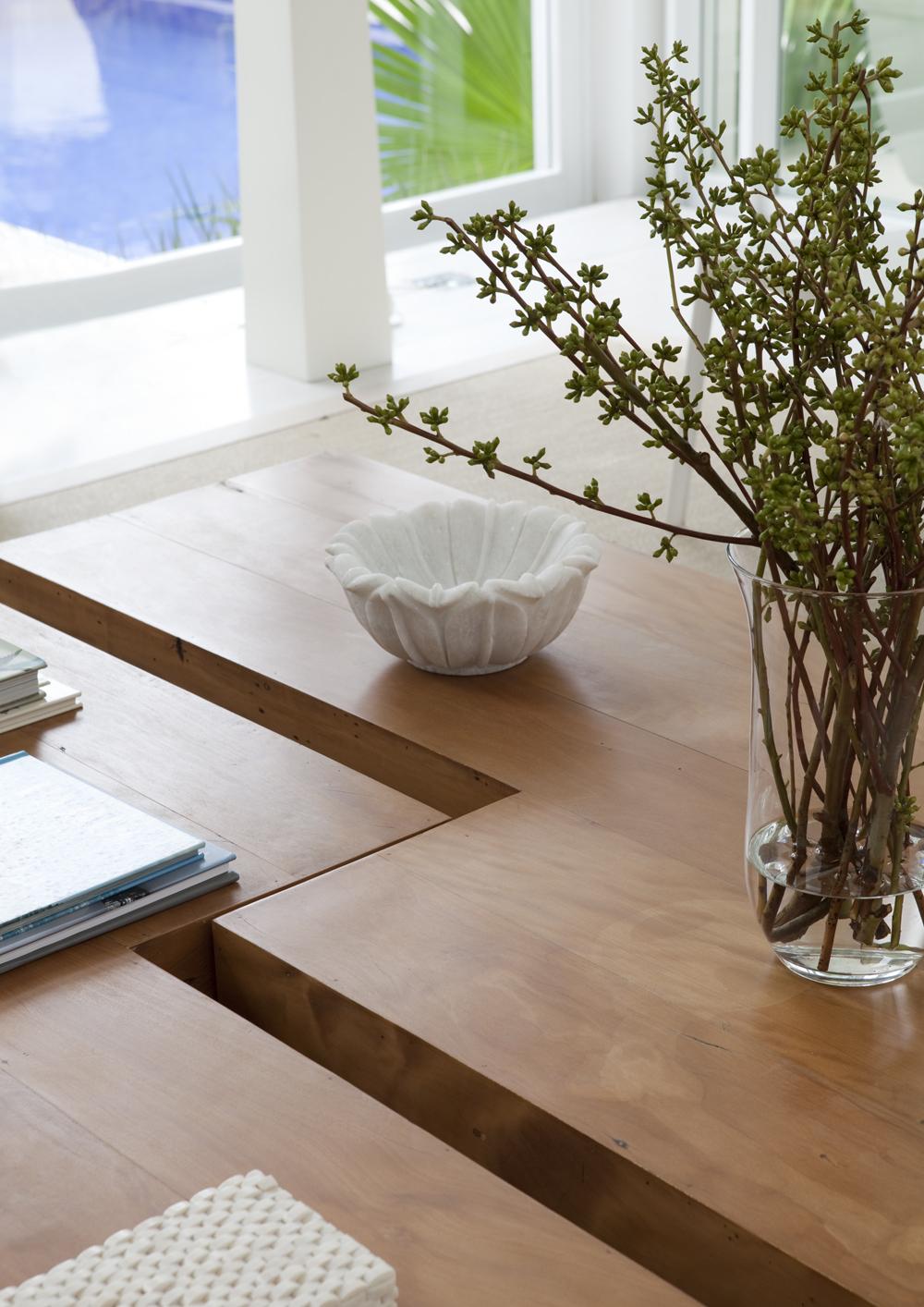 Decoração de: Detalhes  - mesa de centro