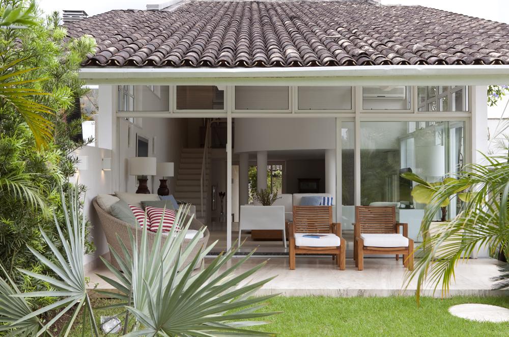 Casa de Valentina; decoração; fachada, sala de estar