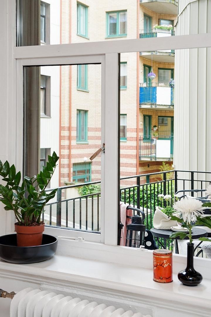 Decoração de: Detalhes  - vasos de plantas; Casa de Valentina