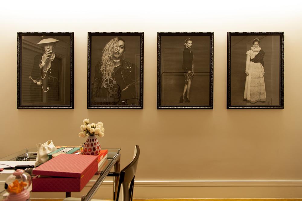 Home office; fotografias figurativas; Casa de Valentina