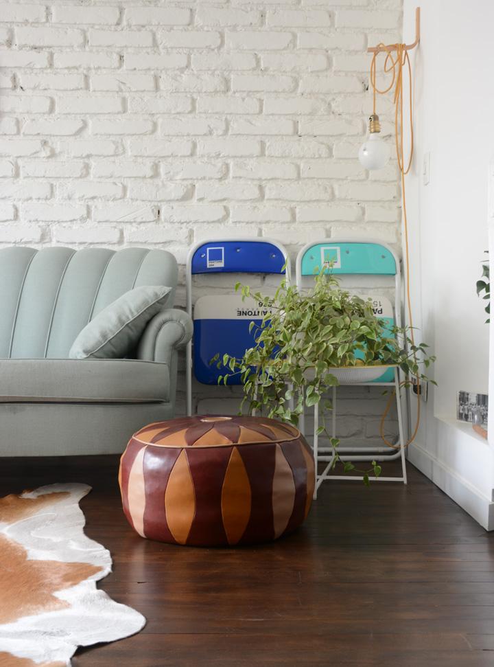 Decoração de Detalhes; Cadeiras dobráveis; Casa de Valentina