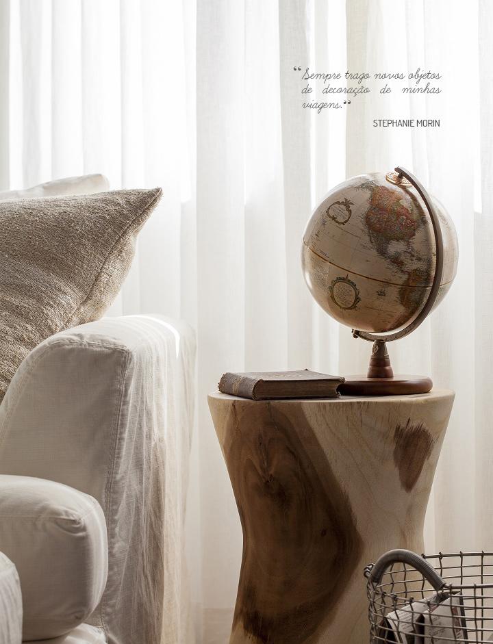 Decoração de: Detalhes; globo; Casa de Valentina
