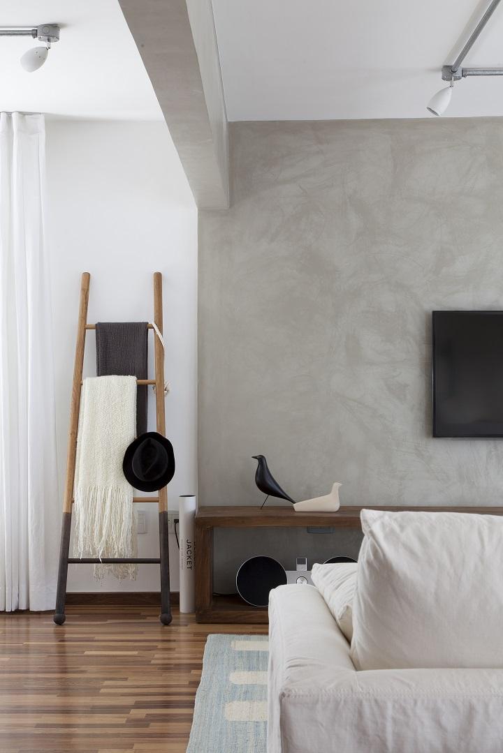 Decoração de: Detalhes; pássaro preto Eames; Casa de Valentina