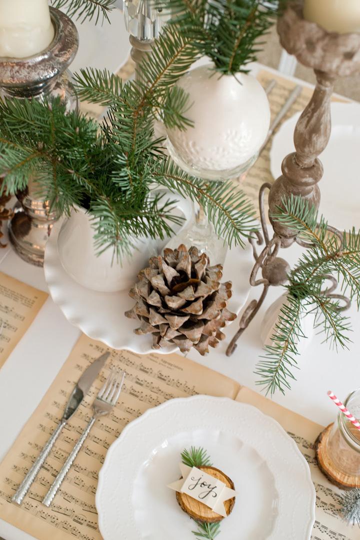 Decoração de: Detalhes; toalha de mesa bege; Casa de Valentina
