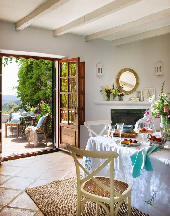 Bons momentos nas alturas casa de valentina - El mueble casas de campo ...