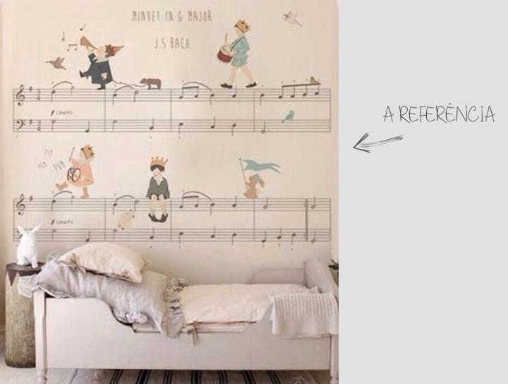 Decoração de: quarto de bebê