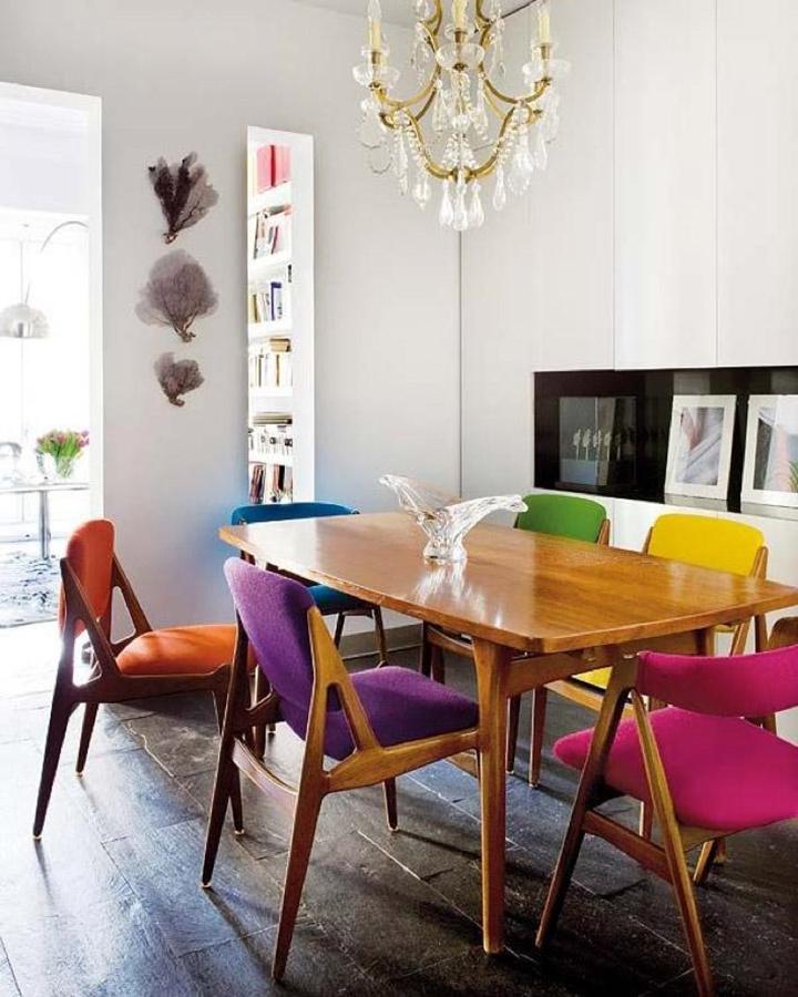 Dan a das cadeiras na sala de jantar casa de valentina for Como jogar modern living room escape