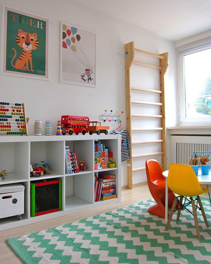Quarto montessoriano em cinco passos casa de valentina for Kinderspielzimmer einrichten