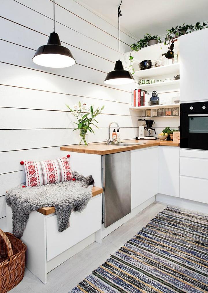 Decoração de: Cozinha; cozinha planejada; Casa de Valentina