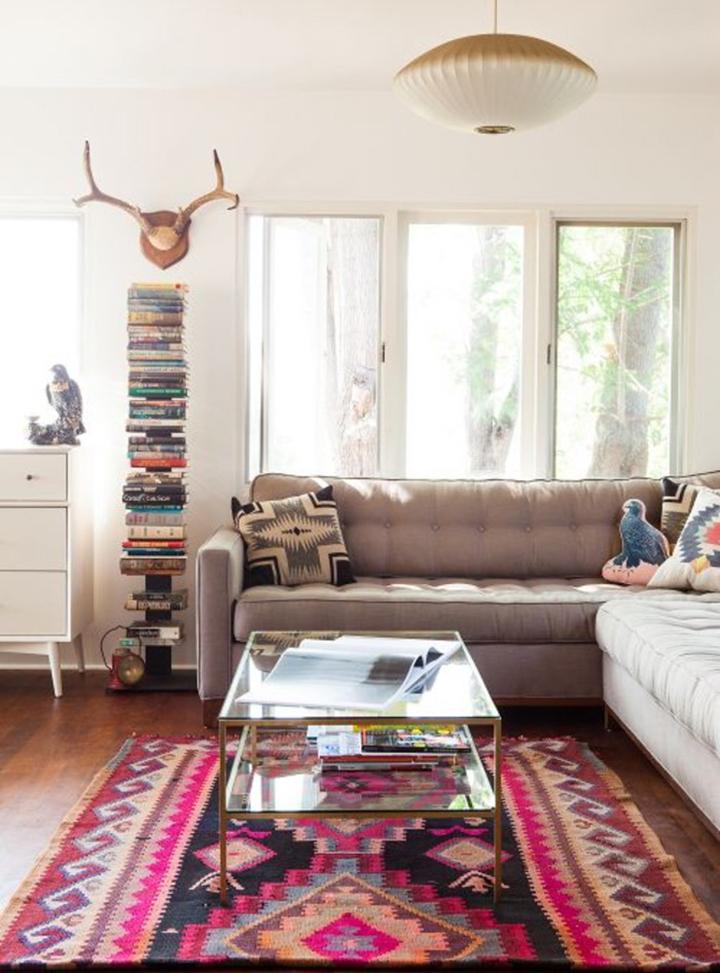 As 10 melhores dicas para decorar aptos pequenos casa de for Sala de estar funcional