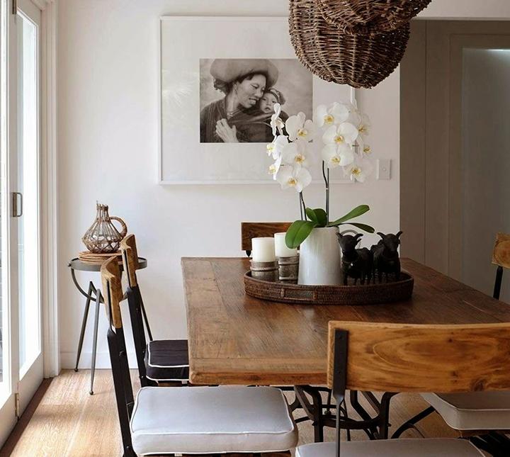 O charme dos centros de mesa casa de valentina - Mesa de centro grande ...