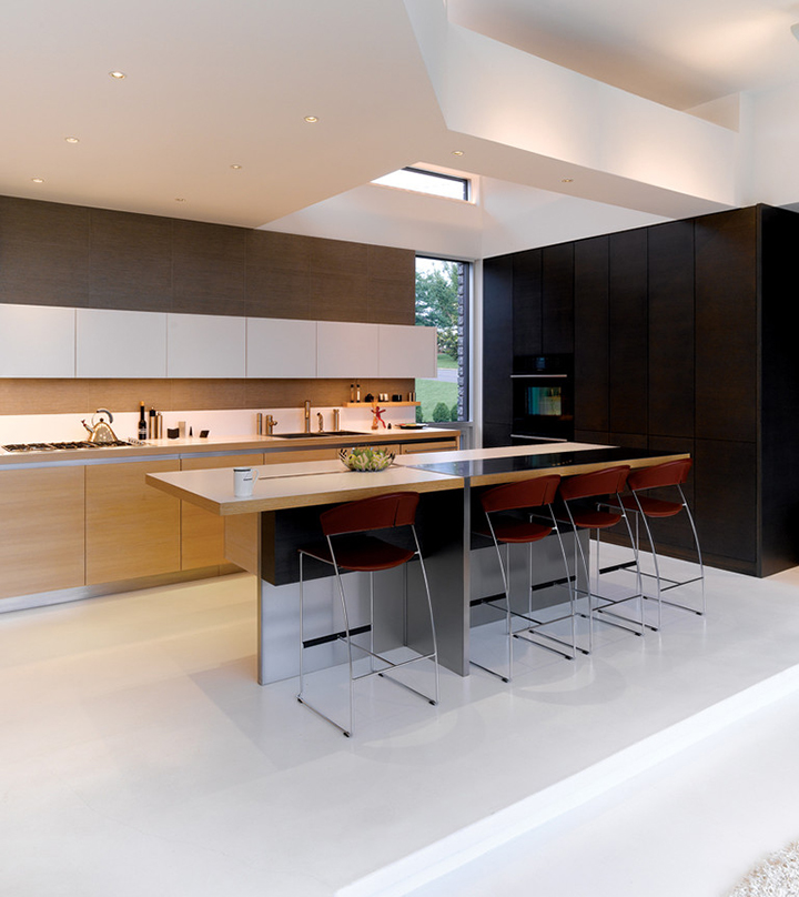 Decoração de: Cozinha integrada