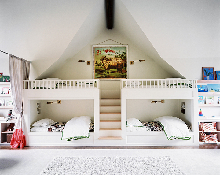 Decoração de: Quarto de criança; quadro de ovelha; Casa de Valentina