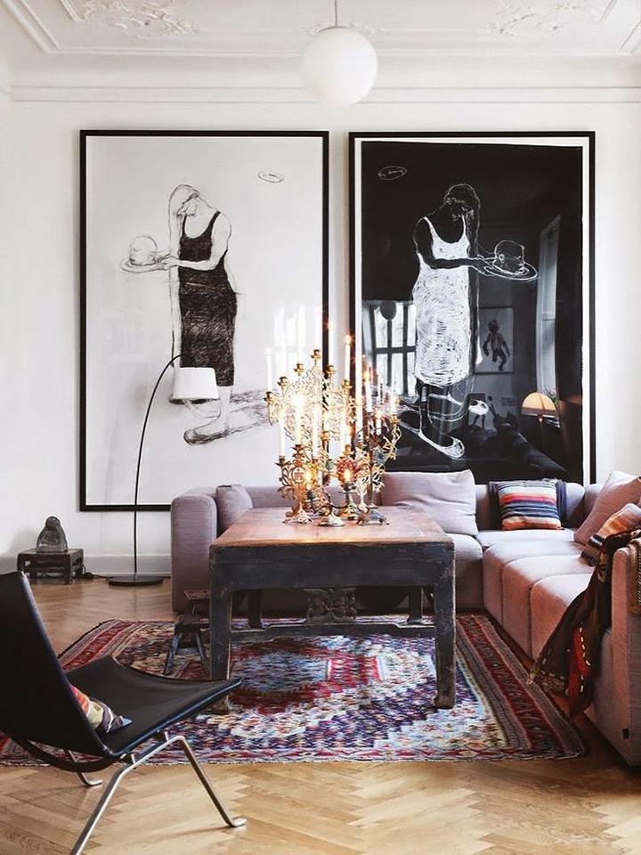 As 10 Melhores Paredes Galerias Casa De Valentina