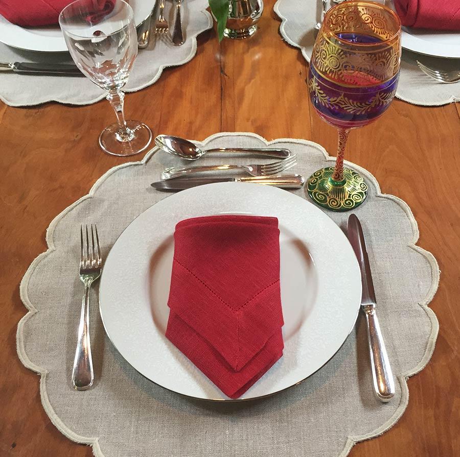 Decoração de: almoço de dia das mães