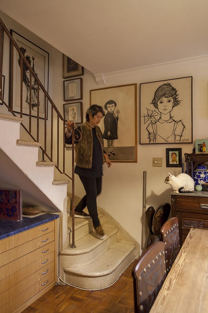 Decoração de: Escada